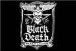 Dr. Johnny Fever's Black Death Malt Liquor T-Shirt