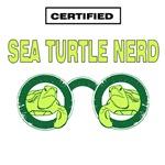 SEA TURTLE NERD