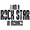Rock Star In Monaco