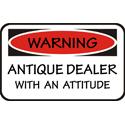 Antique Dealer T-shirt, Antique Dealer T-shirts