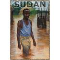 Vintage Sudan Art