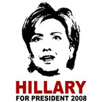 Hillary For President T-shirts & Gifts