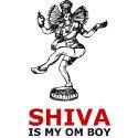 Shiva Is My Om Boy Merchandise