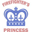 Firefighter's Princess