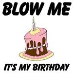 Birthday Blow