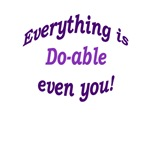 Everything is Do-able