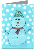 Alicia's Snowman
