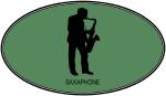 Saxaphone (euro-green)
