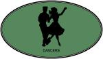 Dancers (euro-green)