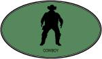 Cowboy (euro-green)