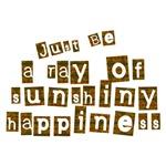 Sunshiny Happiness!