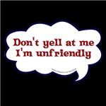 Unfriendly