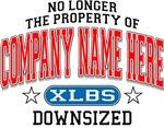 No Longer Property of: Downsized