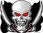 Skull and Crossbones Swords