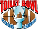 Fantasy Football Toilet Bowl Champion 2006