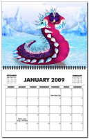 2009 Petopia Calendar