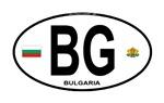 Bulgaria Euro Oval