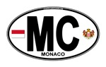 Monaco Euro Oval