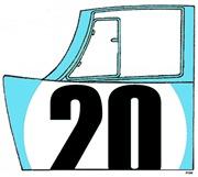Number 20 (Porsche 917K)