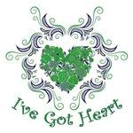 I've Got heart!-Green
