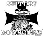 Support Hot Roddin-Blower