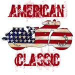 Painted Flag-American Classic