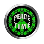 PEACE TIME (Clock)