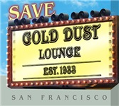Save Gold Dust Lounge
