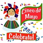 Cinco de Mayo Kids T-shirts and Gifts