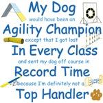 Agility Champion