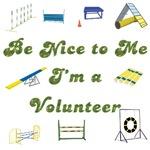 Agility Volunteer