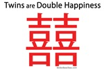Twins Double Happiness