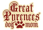 Great Pyrenees Mom