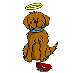 Doggie - Angel!