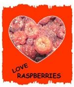 LOVE RASPBERRIES