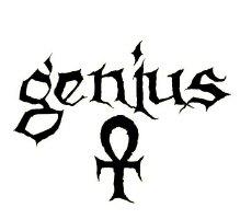 ANKH3  (GENIUS) EGYTIAN CROSS