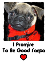 PROMISE TO BE GOOD SANTA