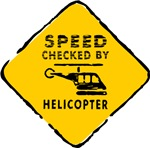 Speed Check Hellicopter