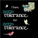 Zero Tolerance, Birds, on Black