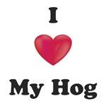 I Love My Hog