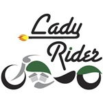 Lady Rider Green Bike