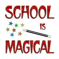 <b>SCHOOL IS MAGICAL<b/>