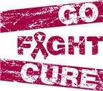 Multiple Myeloma Go Fight Cure Shirts