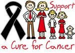 Skin Cancer Support A Cure Shirts