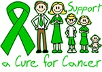 Bile Duct Cancer Support A Cure Shirts