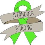 Lymphoma Standing Strong Shirts