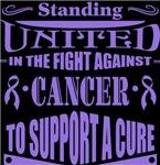 Hodgkins Lymphoma Standing United Shirts