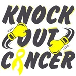 Knock Out Testicular Cancer Shirts