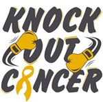 Knock Out Appendix Cancer Shirts