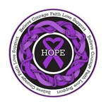 Alzheimers Disease Hope Shirts and Gifts